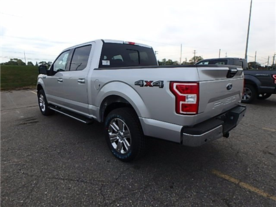 2018 F-150 Crew Cab 4x4 Pickup #FJ0318 - photo 2