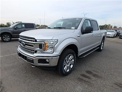 2018 F-150 Crew Cab 4x4 Pickup #FJ0318 - photo 1