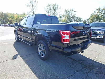2018 F-150 Crew Cab 4x4, Pickup #FJ0373 - photo 2