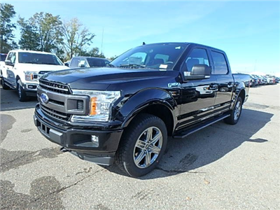 2018 F-150 Crew Cab 4x4, Pickup #FJ0373 - photo 1