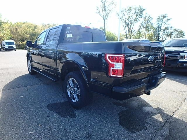 2018 F-150 Crew Cab 4x4 Pickup #FJ0479 - photo 2