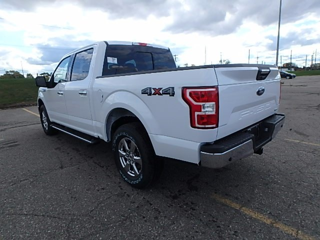 2018 F-150 Crew Cab 4x4 Pickup #FJ0480 - photo 2