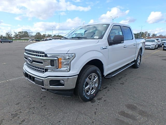 2018 F-150 Crew Cab 4x4 Pickup #FJ0480 - photo 1