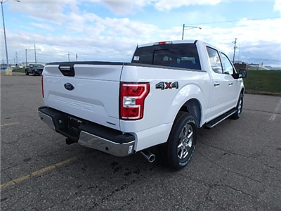 2018 F-150 Crew Cab 4x4 Pickup #FJ0480 - photo 5
