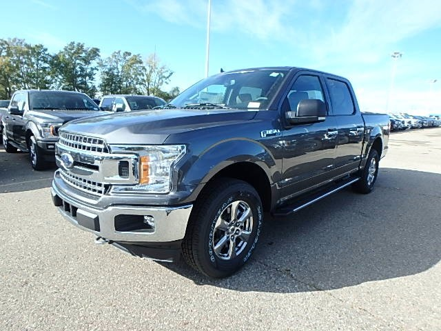 2018 F-150 Crew Cab 4x4 Pickup #FJ0530 - photo 1