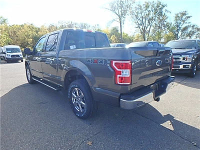2018 F-150 Crew Cab 4x4 Pickup #FJ0530 - photo 2