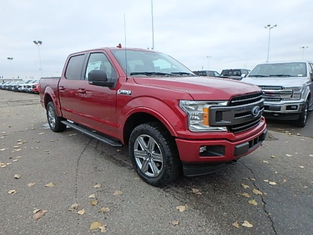 2018 F-150 Crew Cab 4x4, Pickup #FJ0572 - photo 3