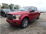 2018 F-150 Crew Cab 4x4, Pickup #FJ0572 - photo 1