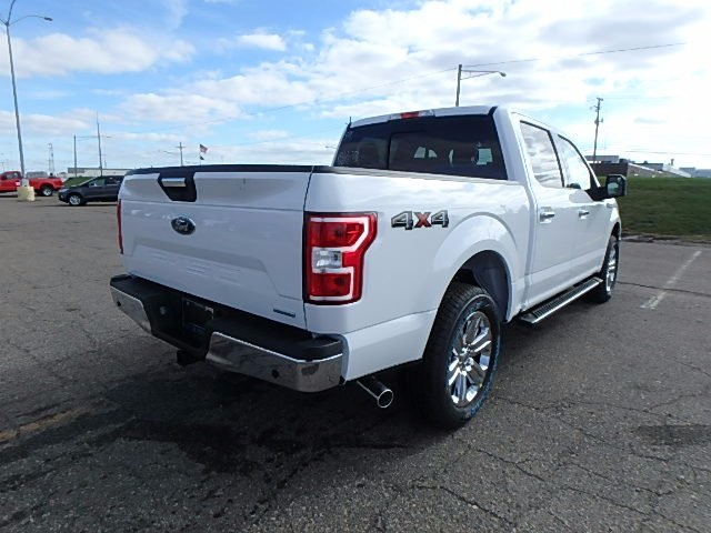 2018 F-150 Crew Cab 4x4 Pickup #FJ0573 - photo 5