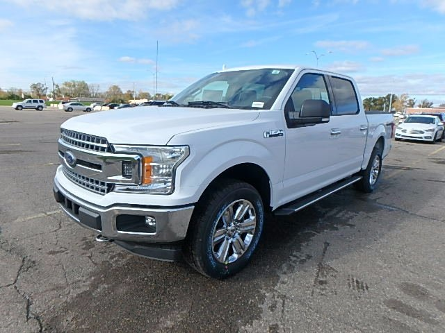 2018 F-150 Crew Cab 4x4 Pickup #FJ0573 - photo 1