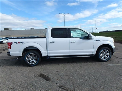 2018 F-150 Crew Cab 4x4 Pickup #FJ0573 - photo 4