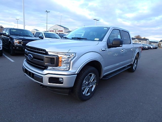 2018 F-150 Crew Cab 4x4, Pickup #FJ0661 - photo 1