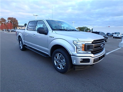2018 F-150 Crew Cab 4x4, Pickup #FJ0661 - photo 3