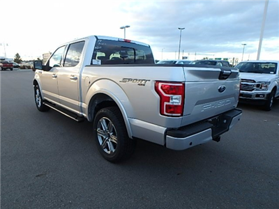 2018 F-150 Crew Cab 4x4, Pickup #FJ0661 - photo 2