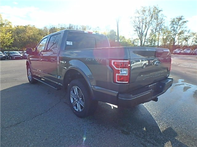 2018 F-150 Crew Cab 4x4, Pickup #FJ0676 - photo 2