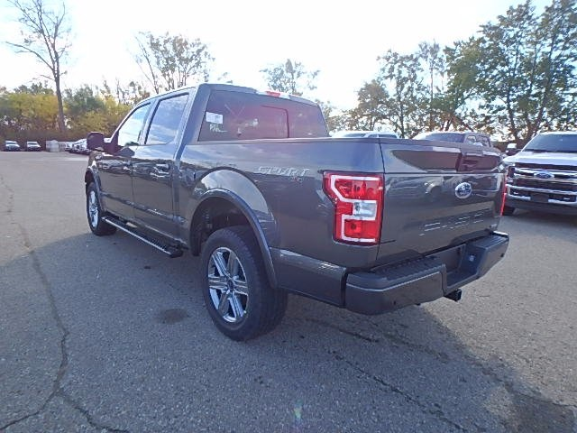 2018 F-150 Crew Cab 4x4, Pickup #FJ0713 - photo 2