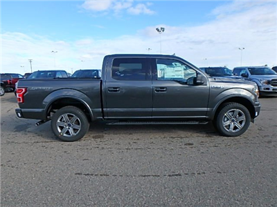 2018 F-150 Crew Cab 4x4, Pickup #FJ0713 - photo 4