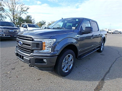 2018 F-150 Crew Cab 4x4, Pickup #FJ0713 - photo 1
