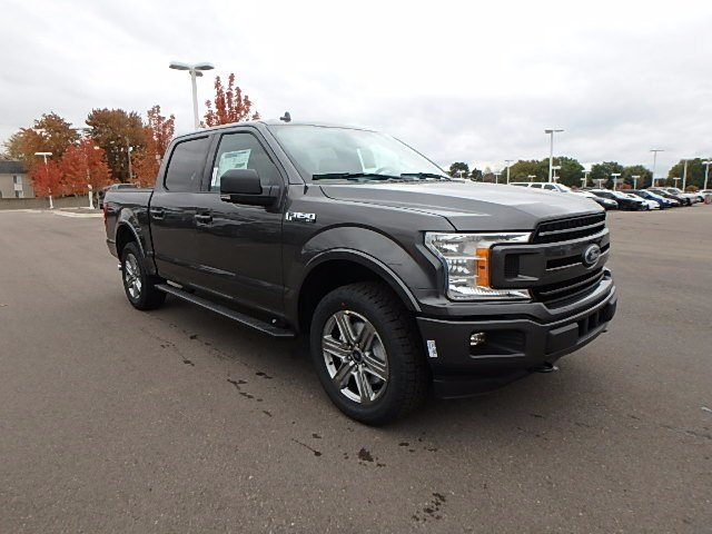 2018 F-150 Crew Cab 4x4, Pickup #FJ0845 - photo 3