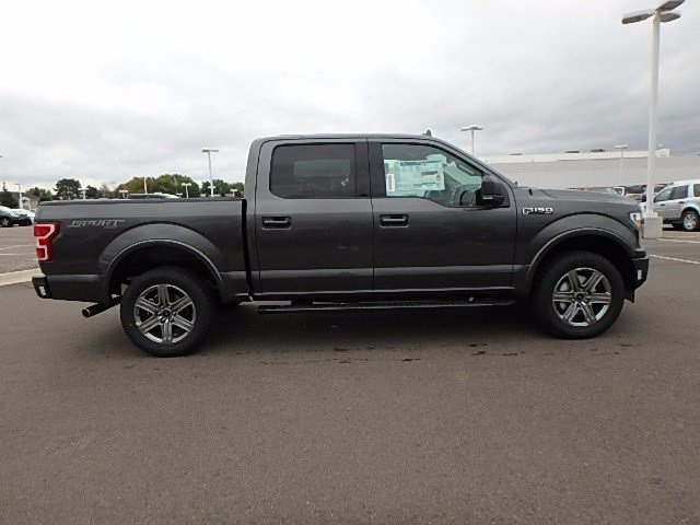 2018 F-150 Crew Cab 4x4, Pickup #FJ0845 - photo 4