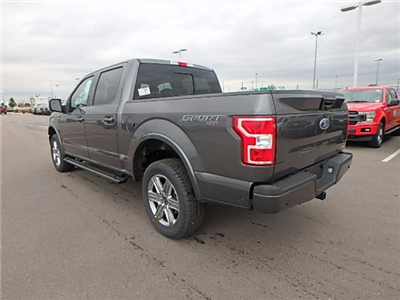 2018 F-150 Crew Cab 4x4, Pickup #FJ0845 - photo 2