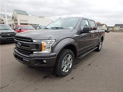 2018 F-150 Crew Cab 4x4, Pickup #FJ0845 - photo 1