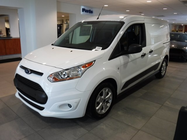 2018 Transit Connect 4x2,  Empty Cargo Van #FJ0970 - photo 1