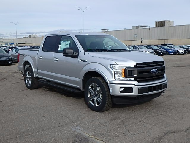 2018 F-150 SuperCrew Cab 4x4,  Pickup #FJ1032 - photo 3