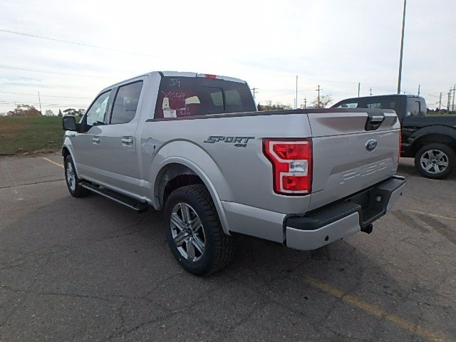 2018 F-150 SuperCrew Cab 4x4,  Pickup #FJ1032 - photo 2