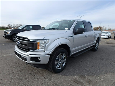 2018 F-150 SuperCrew Cab 4x4,  Pickup #FJ1032 - photo 1