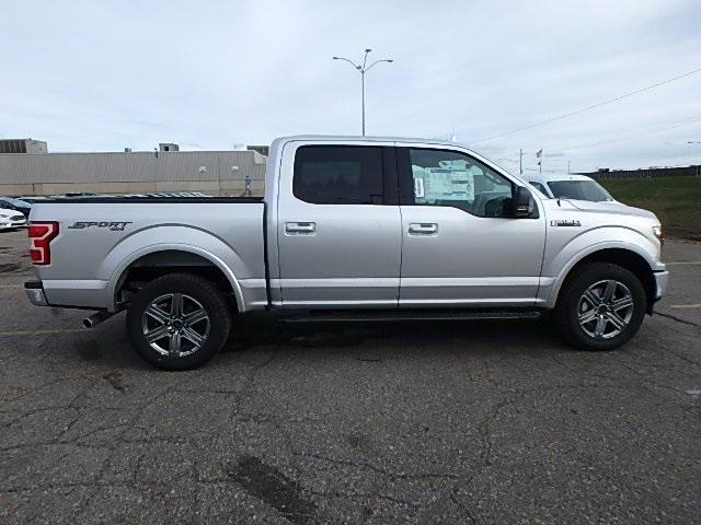 2018 F-150 Crew Cab 4x4, Pickup #FJ1034 - photo 4