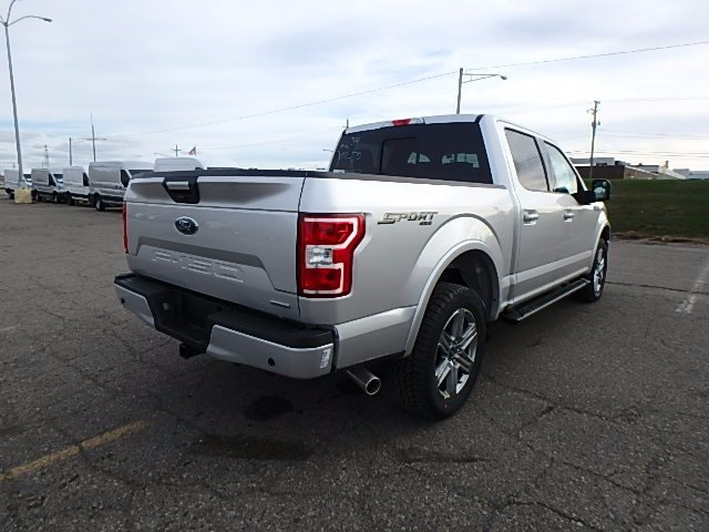 2018 F-150 Crew Cab 4x4, Pickup #FJ1034 - photo 5