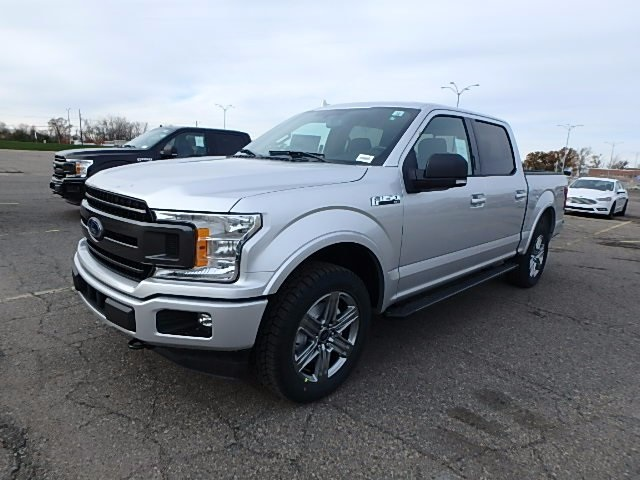 2018 F-150 Crew Cab 4x4, Pickup #FJ1034 - photo 1