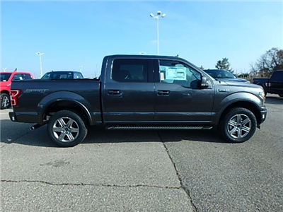 2018 F-150 SuperCrew Cab 4x4, Pickup #FJ1044 - photo 4