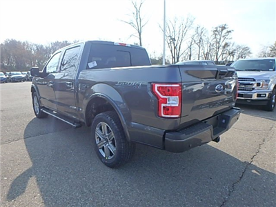 2018 F-150 SuperCrew Cab 4x4, Pickup #FJ1044 - photo 2
