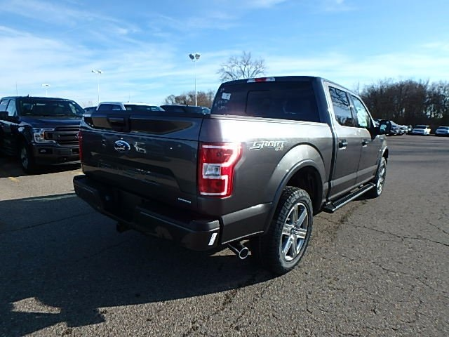 2018 F-150 SuperCrew Cab 4x4, Pickup #FJ1068 - photo 5