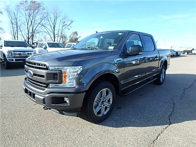 2018 F-150 SuperCrew Cab 4x4, Pickup #FJ1068 - photo 1