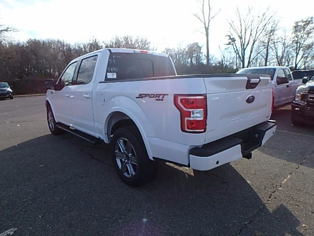 2018 F-150 Crew Cab 4x4, Pickup #FJ1070 - photo 2