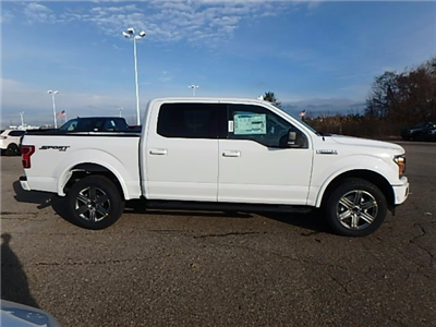 2018 F-150 Crew Cab 4x4, Pickup #FJ1070 - photo 4