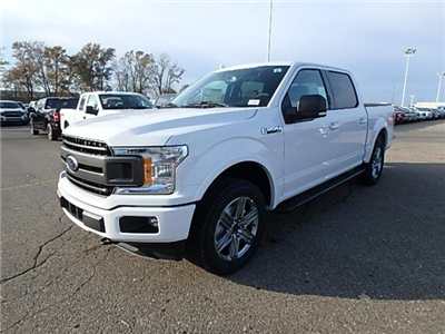 2018 F-150 Crew Cab 4x4, Pickup #FJ1070 - photo 1