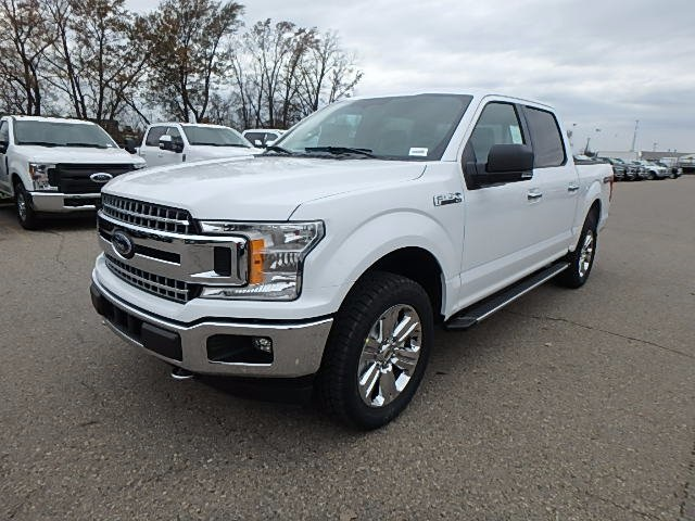 2018 F-150 Crew Cab 4x4, Pickup #FJ1166 - photo 1