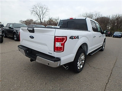 2018 F-150 Crew Cab 4x4, Pickup #FJ1166 - photo 5