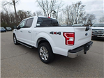 2018 F-150 Crew Cab 4x4, Pickup #FJ1166 - photo 2