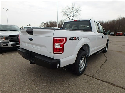 2018 F-150 Super Cab 4x4, Pickup #FJ1168 - photo 5