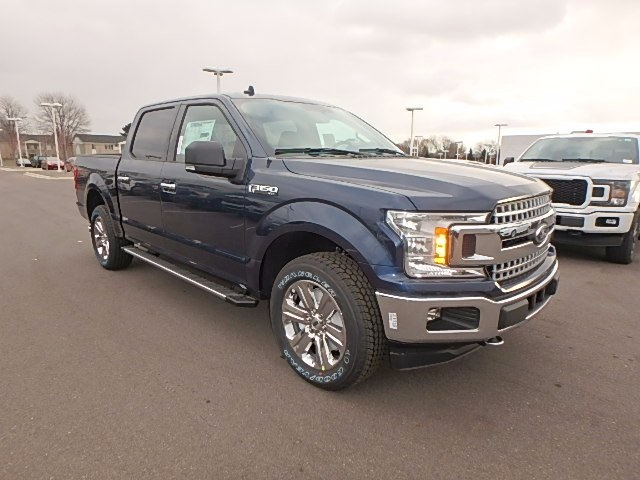 2018 F-150 Crew Cab 4x4, Pickup #FJ1258 - photo 3