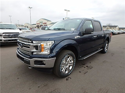 2018 F-150 Crew Cab 4x4, Pickup #FJ1258 - photo 1