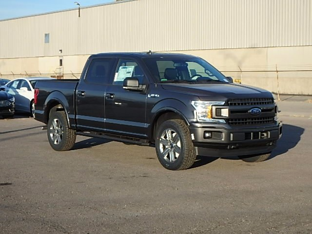 2018 F-150 Crew Cab 4x4, Pickup #FJ1302 - photo 3