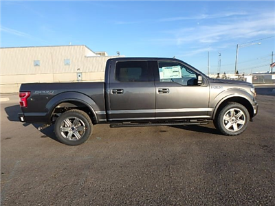 2018 F-150 Crew Cab 4x4, Pickup #FJ1302 - photo 4