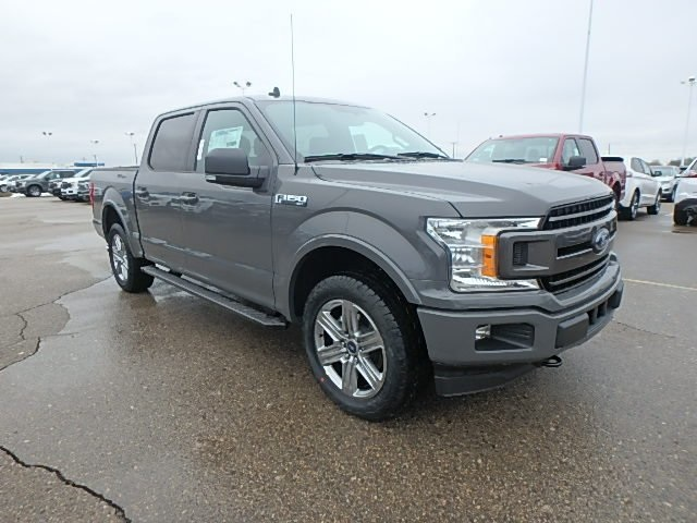 2018 F-150 Crew Cab 4x4, Pickup #FJ1580 - photo 3