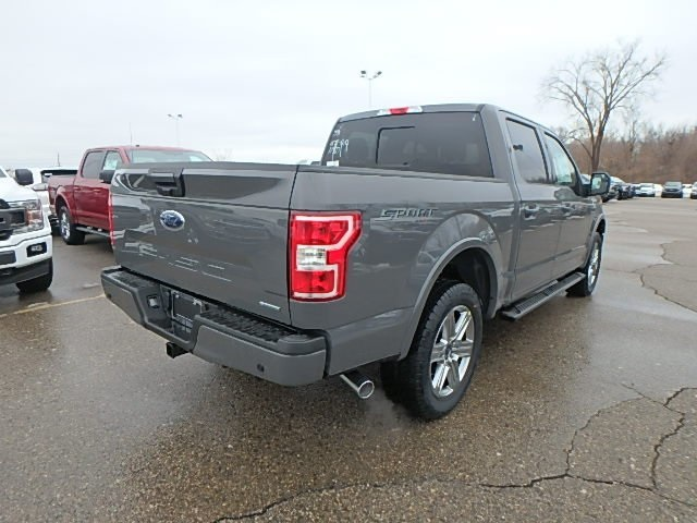 2018 F-150 Crew Cab 4x4, Pickup #FJ1580 - photo 5